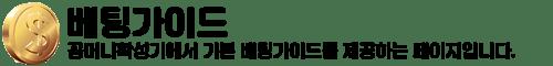 양방배팅 스피드배팅 마틴배팅 카지노배팅 보험배팅